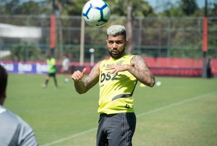 Ídolo do Flamengo, Gabigol é o artilheiro isolado da Copa Libertadores da América e do Campeonato Brasileiro