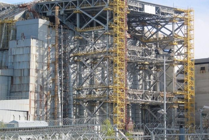 Acidente nuclear de Chernobyl, ocorreu em abril de 1986