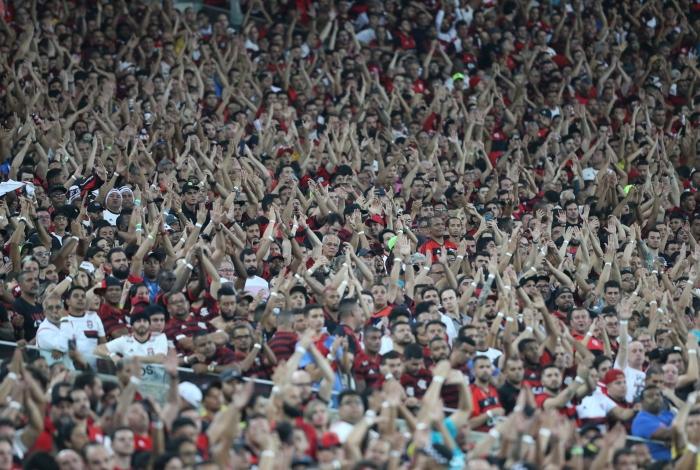Flamengo enfrenta o Internacional pela Libertadores