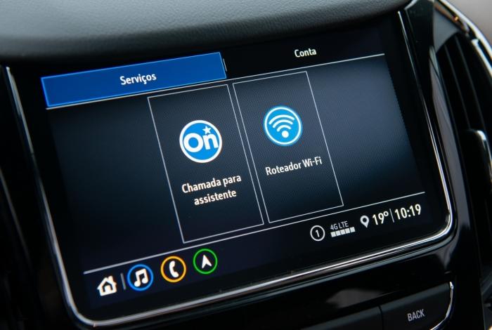 Chevrolet Cruze 2020 ganha roteador WiFi, tecnologias de segurança e mudança no visual