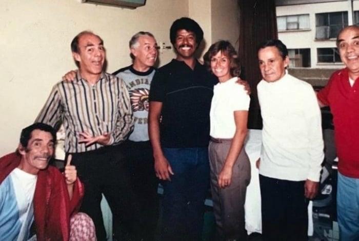 Seu Madruga em 1988