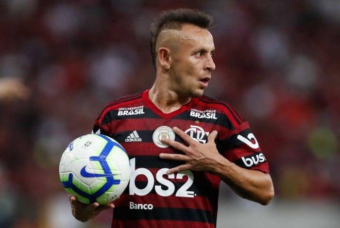 Flamengo venceu o Grêmio