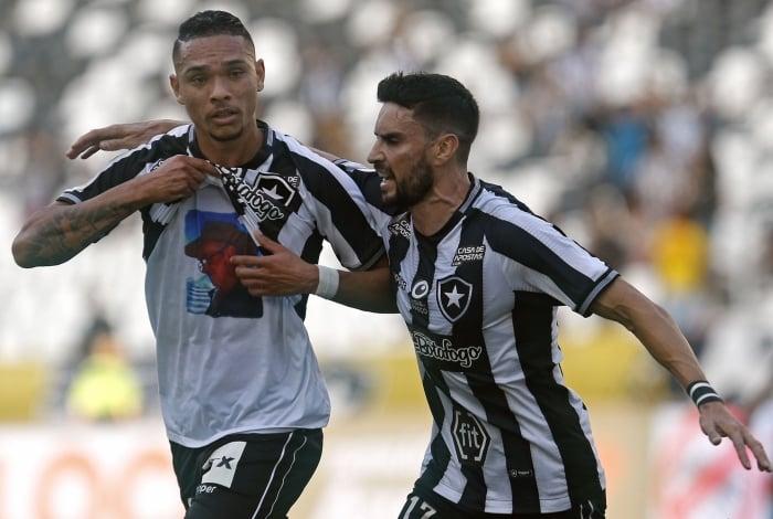 Luiz Fernando (esquerda)