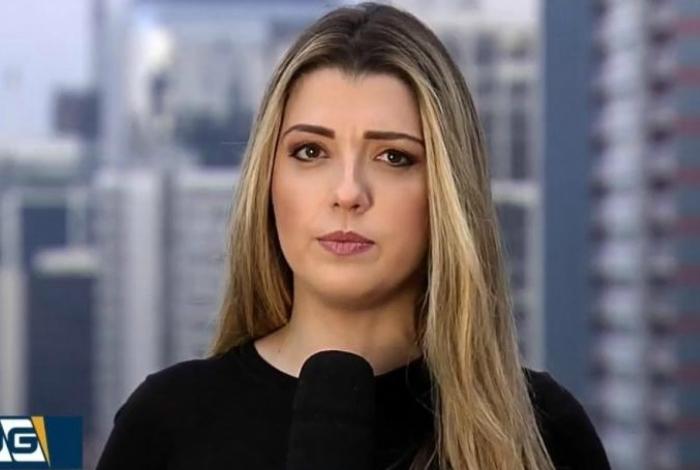 Paula Brazão, demitida da Gazeta