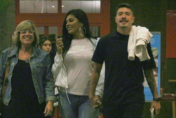 Pocah está namorando Ronan Souza, ex de Anitta