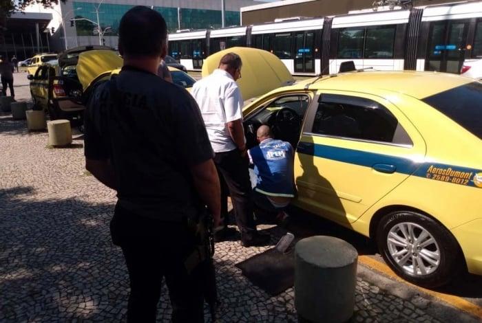Ação da Polícia Civil aconteceu em conjunto com o Ipem