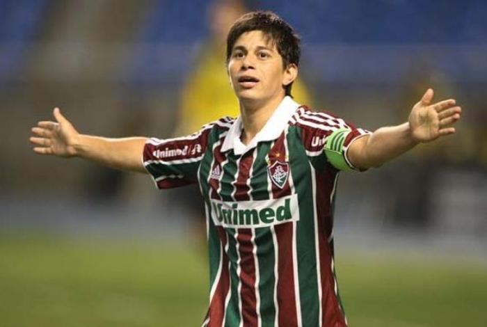 Ídolo no Fluminense, o argentino Darío Conca também teve passagens por Flamengo e Vasco