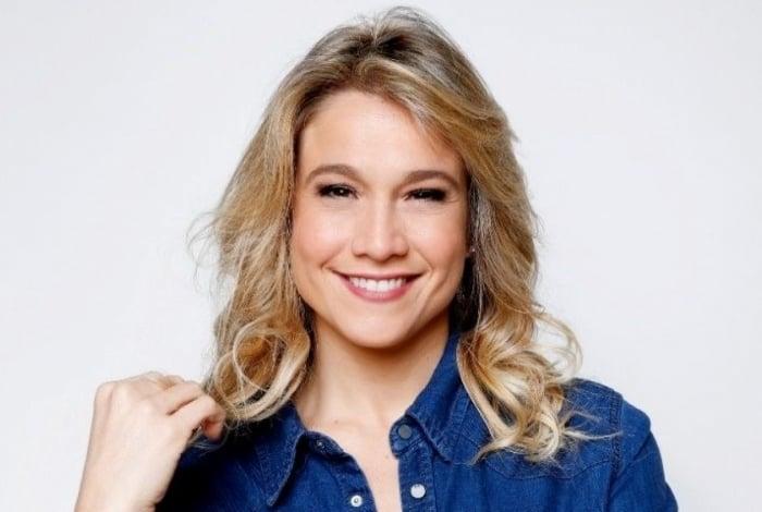 Fernanda Gentil voltou a ficar loira para nova fase da carreira