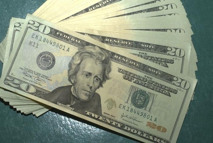Dólar registrou a maior cotação desde maio