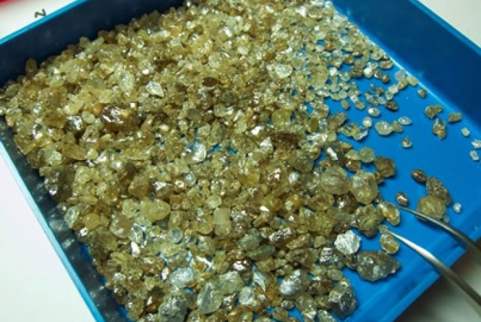 Diamantes brasileiros dão pistas dos tempos iniciais da Terra