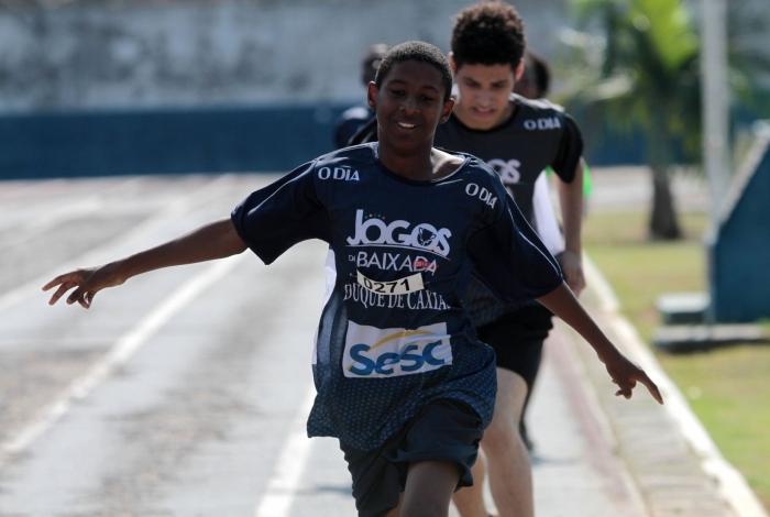 Atletismo será uma das modalidades presentes na abertura do 22ª Jogos da Baixada
