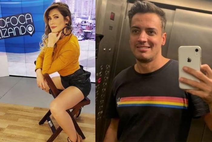 Lívia Andrade e Leo Dias trocam indiretas na internet