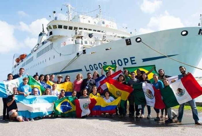 Navio com maior livraria do mundo chega ao Rio em setembro