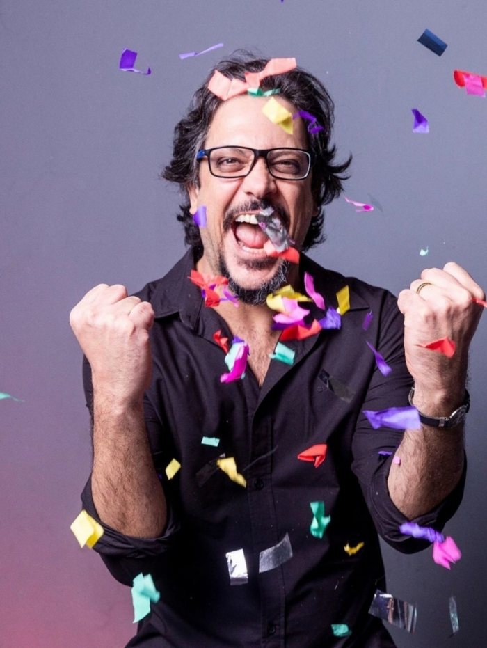 Lúcio Mauro Filho revela preocupação em sair da zona de conforto