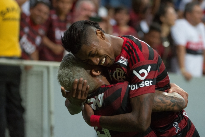 Flamengo vive bom momento no Brasileirão