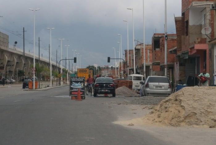 Avenida Leopoldo Bulhões
