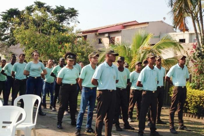 Os 70 guardas mirins de Campos vão receber treinamento para atuarem como agentes de proteção do meio ambiente