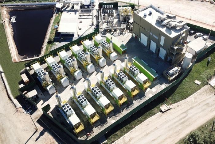 A usina será inaugurada oficialmente na quinta-feira, dia 22, no bairro de Adrianópolis