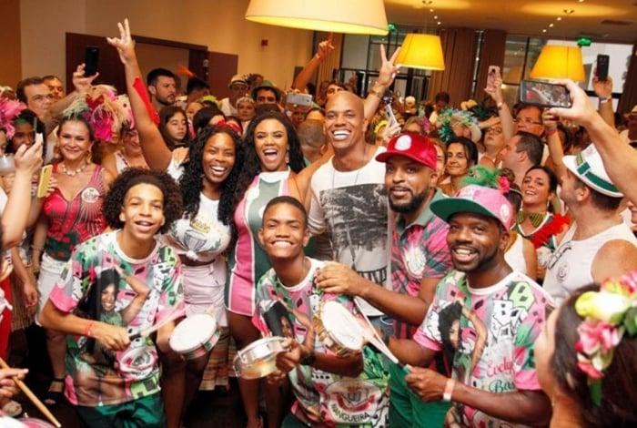 Vila Galé Rio e Mangueira se preparam para o Carnaval