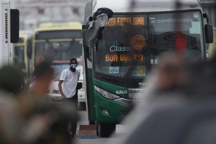 Willian Augusto da Silva manteve reféns dentro de um ônibus da viação Galo Branco por cerca de 3h30