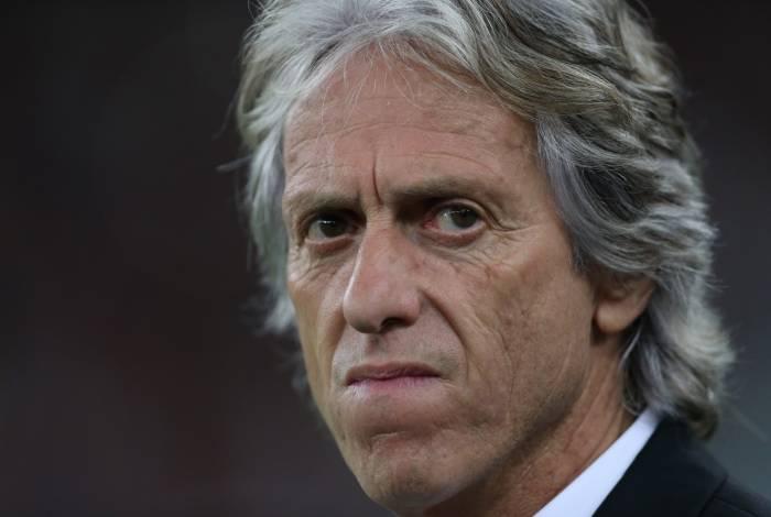 Em alta no Flamengo, Jorge Jesus já negocia a renovação de seu contrato com a diretoria