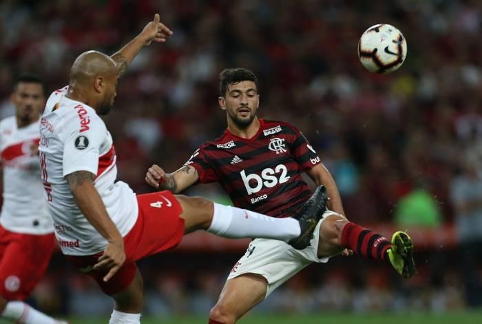 Arrascaeta é um dos principais 'gringos' do elenco do Flamengo
