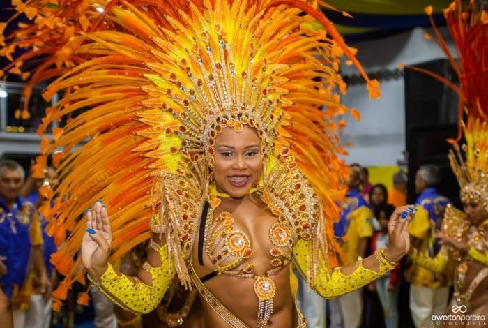 Paraíso do Tuiuti realiza concurso de passistas neste domingo