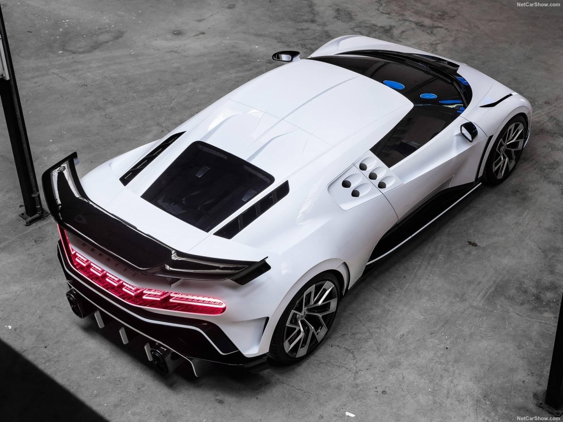 Bugatti faz homenagem de 1.600 cv O Dia - Automania
