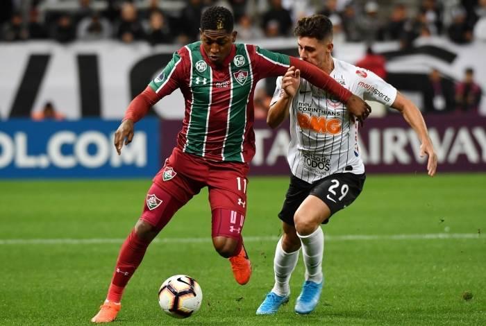 Tricolor decidiu levar o jogo para o estádio Mané Garrincha, em Brasília