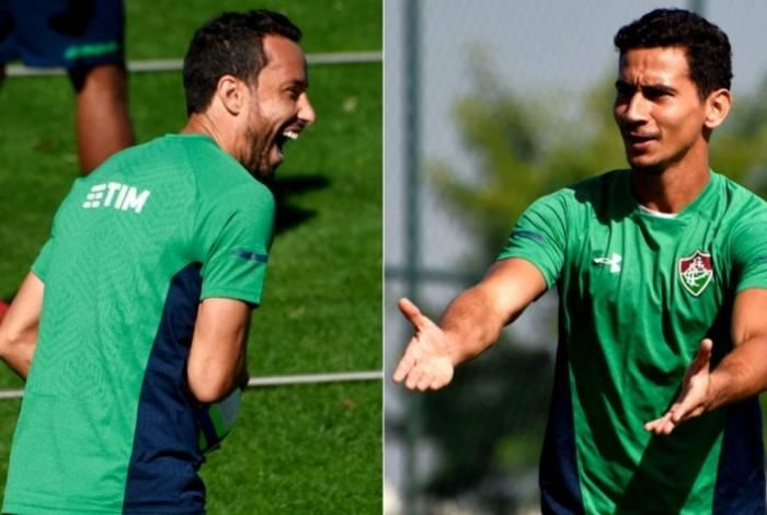 Nenê e Ganso, juntos, atrapalham o rendimento do Fluminense