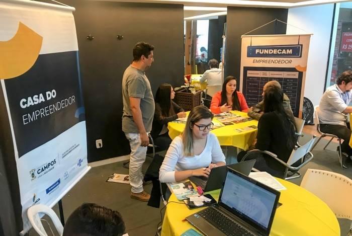 O Fundecam, fundo de investimentos da prefeitura de Campos, oferece várias linhas de crédito a juros baixos a pequenos empreendedores
