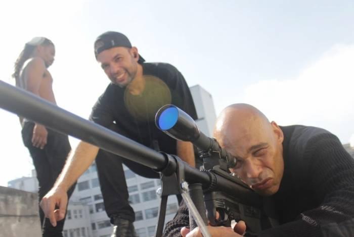 'Tiro Certo': Filme mostra policial com problemas psiquiátricos que vira justiceiro