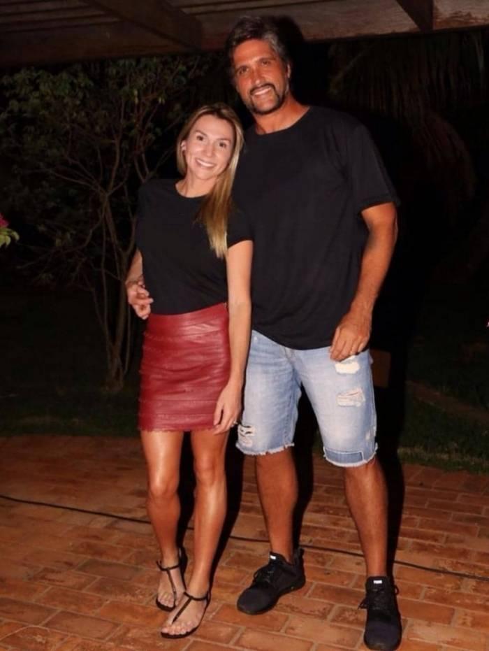 Tatiana e Leo Chaves