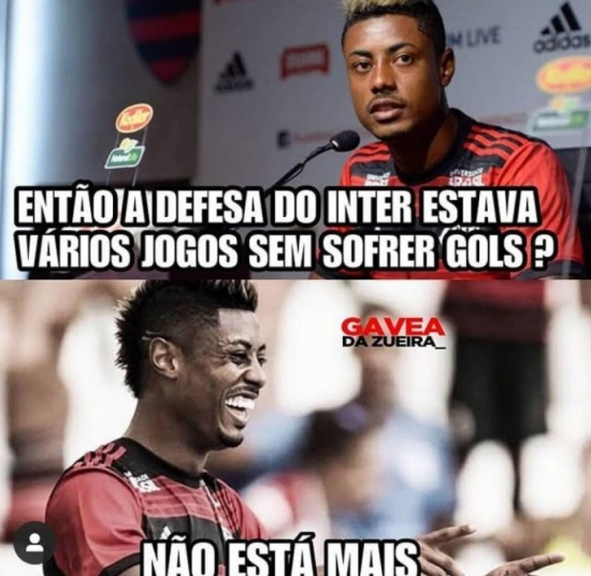 Torcedores Do Flamengo Tiram Onda Com Vitória Sobre O Inter