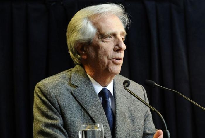 Tabaré Vázquez tem câncer no pulmão