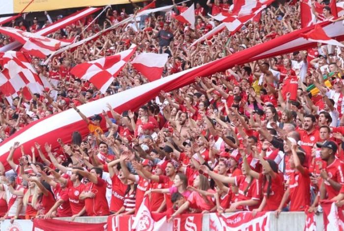 Todos os ingressos para o jogo de volta entre Internacional e Flamengo já foram vendidos