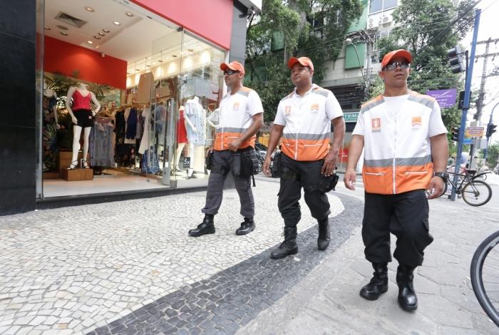 Nos bairros de São Francisco, Charitas e Jurujuba, 100 agentes vão patrulhar as ruas das 6h30 às 2h