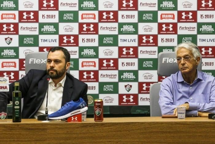 Mário Bittencourt e Celso Barros divergem sobre permanência de Marcão