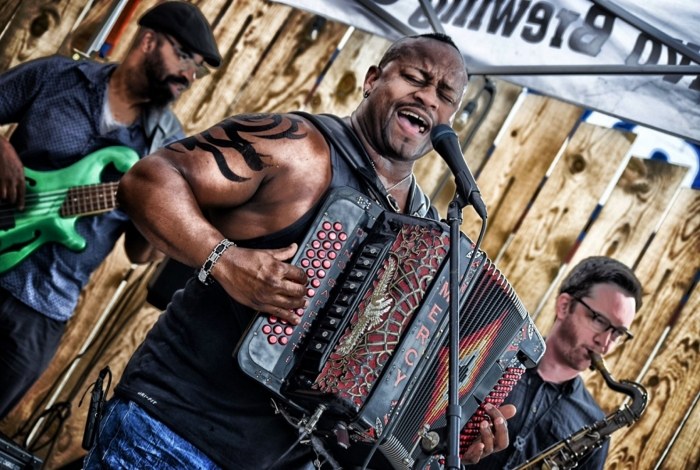 Dwayne Dopsi and The Zydeco Hellraisers