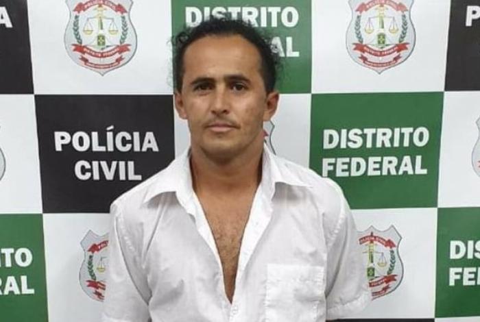 Marinesio dos Santos Olinto: além de matar enforcada advogada do Ministério da Educação, ele confessou que matou dona de pizzaria em junho