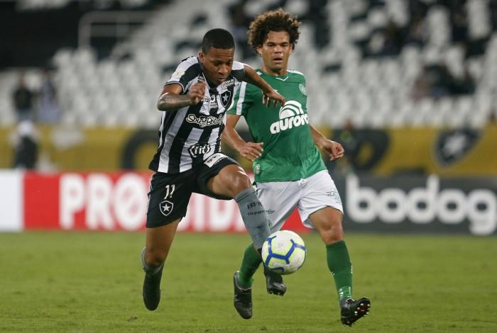 Botafogo acumulou um prejuízo de mais de R$: 150 mil na partida contra a Chapecoense