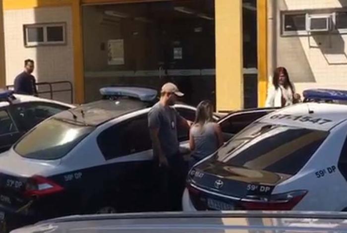 Crislane Machado de Paiva foi presa nesta terça-feira