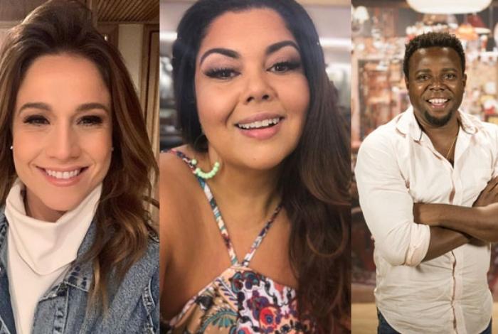 Fabiana Karla vai apresentar 'Se Joga' com Fernanda Gentil e Érico Brás