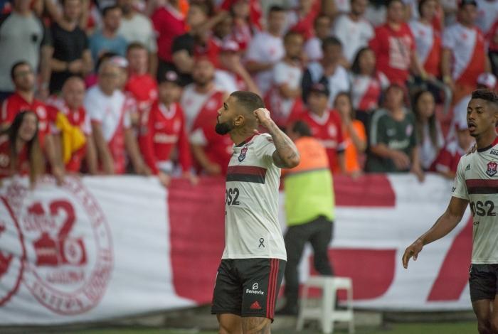 Flamengo se classificou