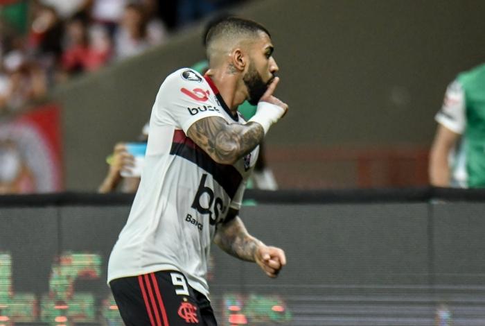 Flamengo está na semifinal da Libertadores
