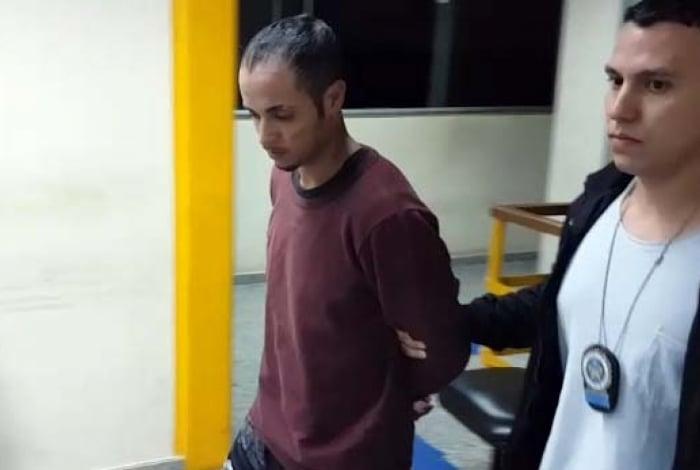 Yan foi preso na noite desta terça