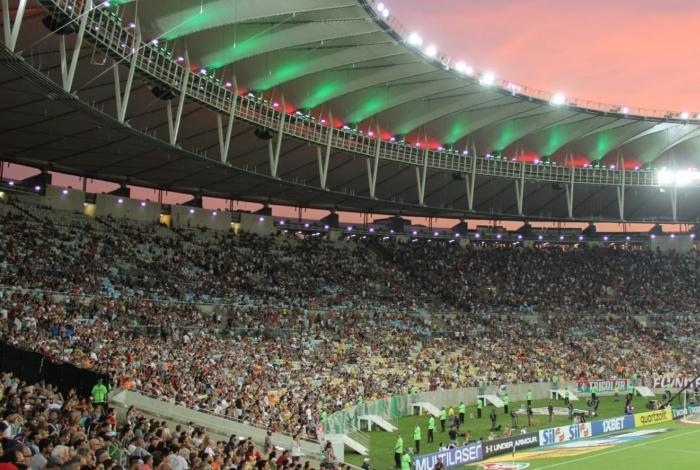 Maracanã deve ter casa cheia