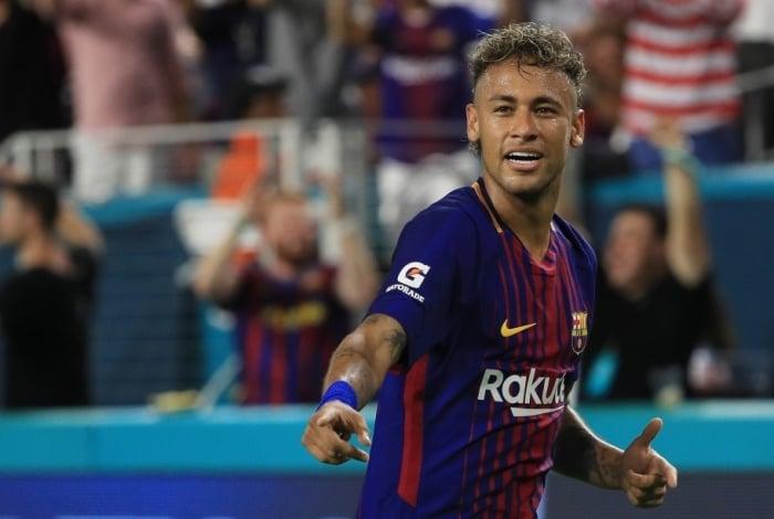 Neymar está perto de voltar ao Barcelona
