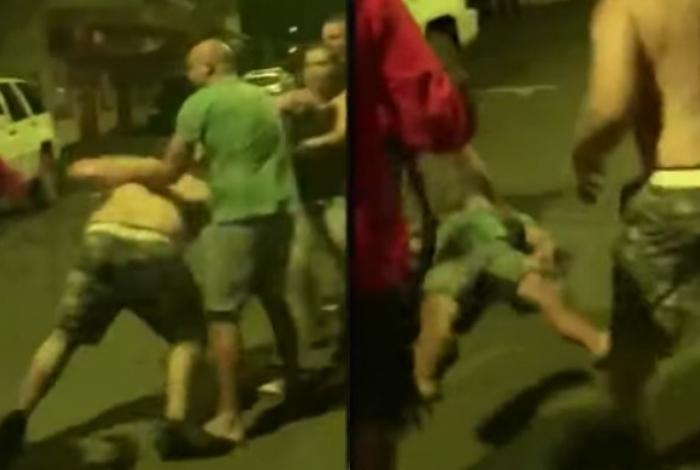 BJ Penn, ex-campeão do UFC, se envolveu em confusão na rua