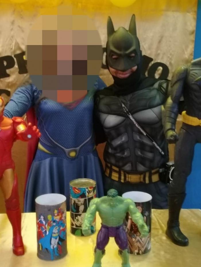 'Batman' foi condenado a 13 anos e cinco meses de prisão